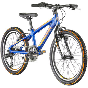 "Serious Rockville 20"" Enfant, blue/orange"